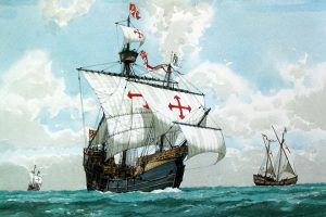 Христофор Колубтың теңіз саяхаты
